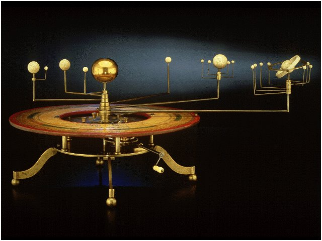 Orrery Solar System Model (page 3) - Pics about space