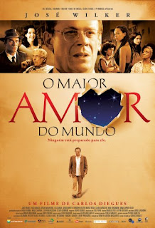 maior amor do mundo poster01 O MAIOR AMOR DO MUNDO