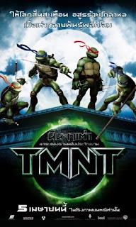 tartarugas ninja retorno poster12 AS TARTARUGAS NINJAS   O RETORNO