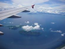 辽阔的天空,蔚蓝的海洋,洁净的云朵,世界是多么美好啊!