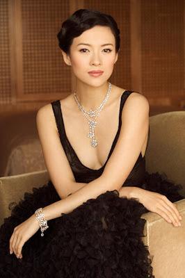 Zhang Ziyi Vivi Nevo
