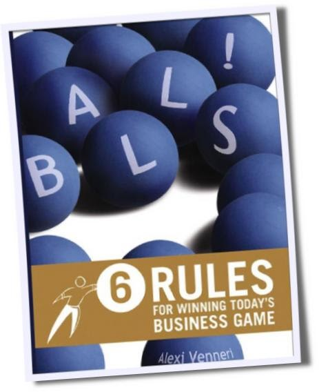 Business Books Best Seller Balls 6 Rules For Winning Todays