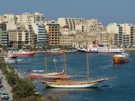johnsunseaandskytravel: Sliema Malta Travel Guide