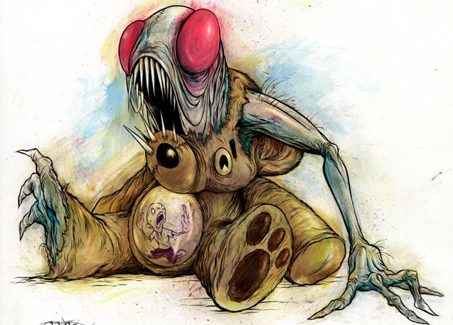 Surrealism And Visionary Art Alex Pardee
