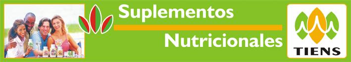 Suplementos Alimenticios TIENS