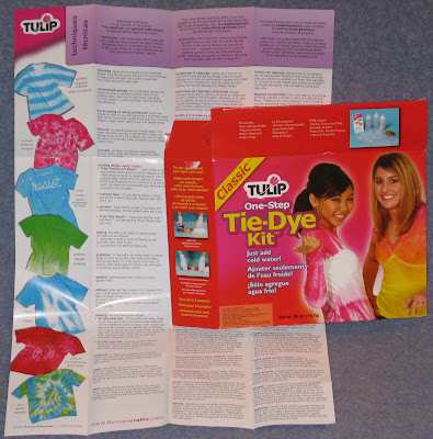 Amethistle Creativity For The Fun Of It Review Of Tulip Tie Dye Kit