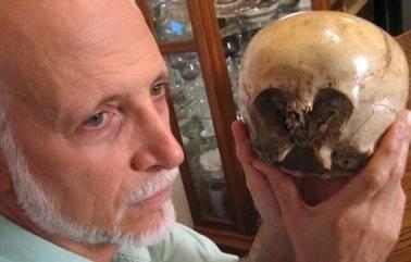 Crânios Paracas estrangeiros código antigo