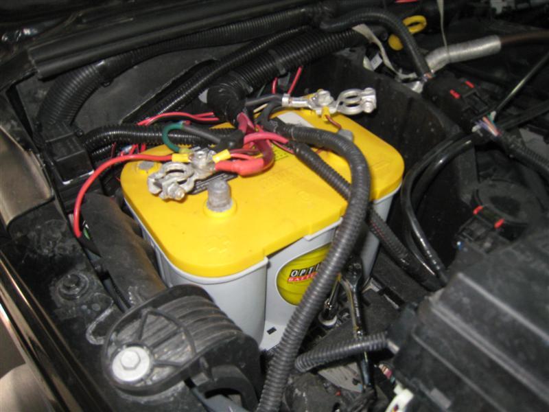 Wiring Battery Isolator