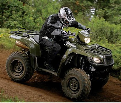 SUPERSPORTBIKES: Suzuki ATV - KingQuad 700 4x4