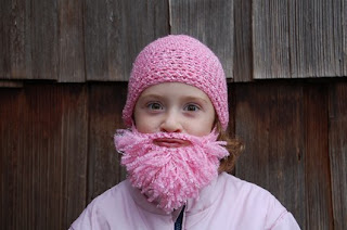 0500d129e22 Attention fake-beard enthusiasts who procreate. Fake beards for the whole  family.