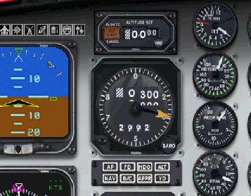 The Beechcraft King Air 350 autopilot | Easy FSX