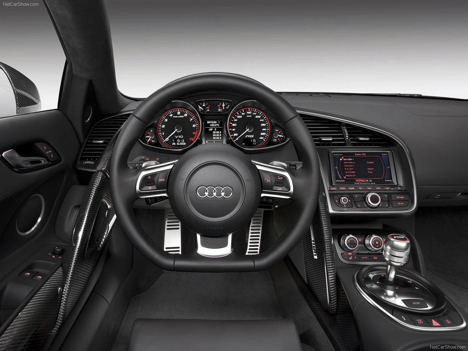 2018-Audi-R8-price Audi R8 V10 Price