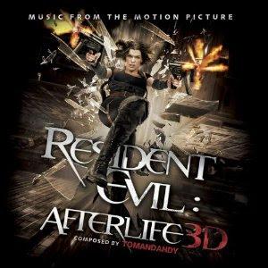 Resident Evil 4 Afterlife la chanson - Resident Evil 4 Afterlife la musique - Resident Evil 4 Afterlife la bande originale