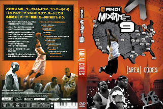 And1 Mixtepes DvD's