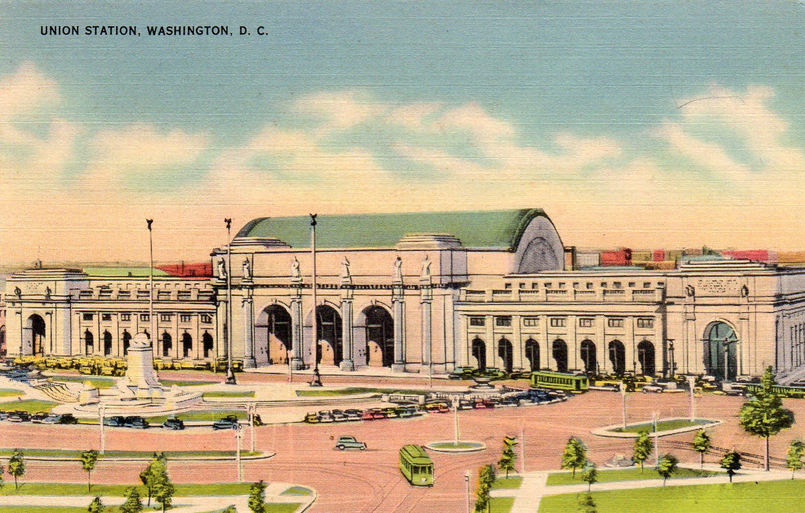 Union Station –Washington DC