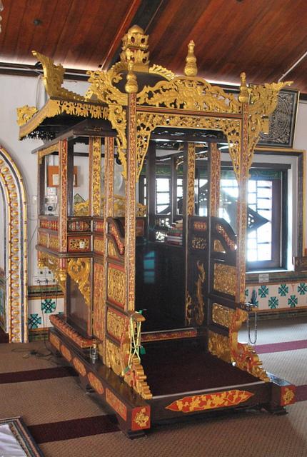 Rindu Masjid Masjid Tengkera Malaka