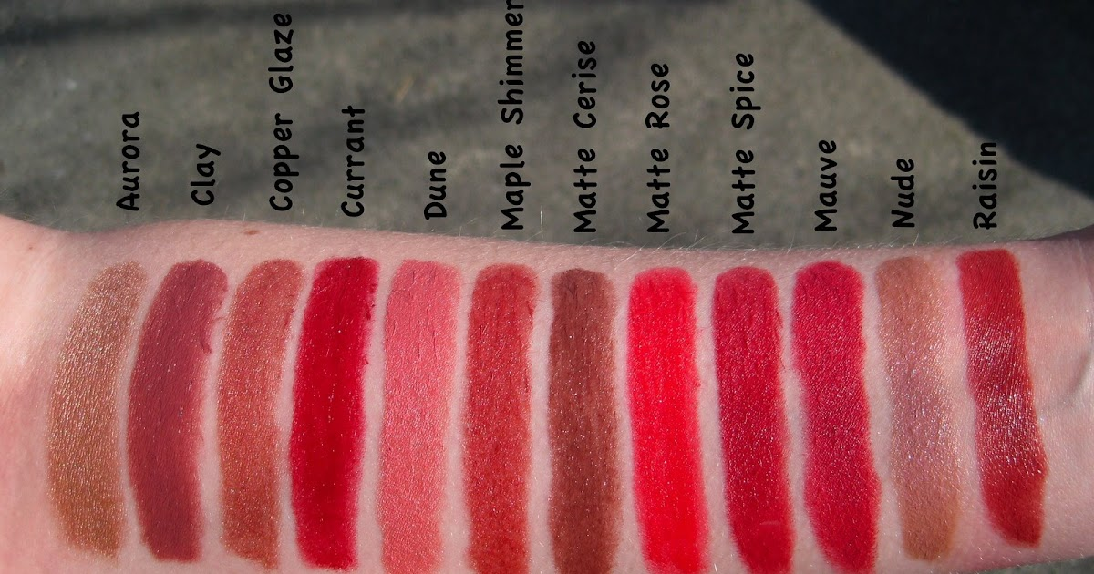 Top 5 Organic Lipstick Brands: Why You Should Be Wearing Them