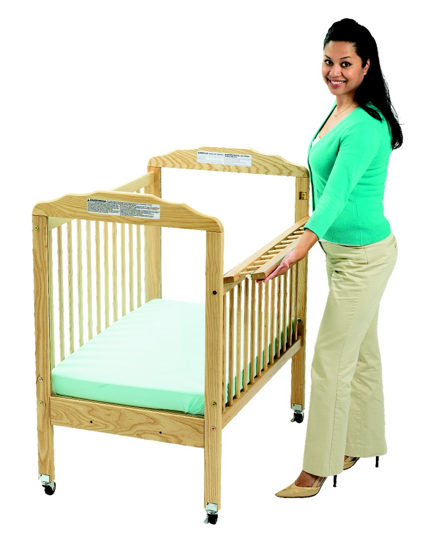 cribs that meet new safety requirements