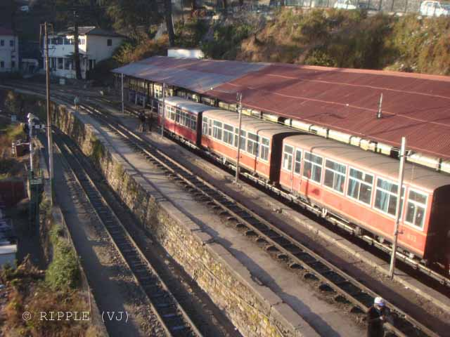 Different Types Of Toy Trains From Kalka To Shimla