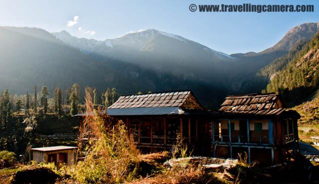 Wonderful Stay At Sarahan Village Of Kullu District Of