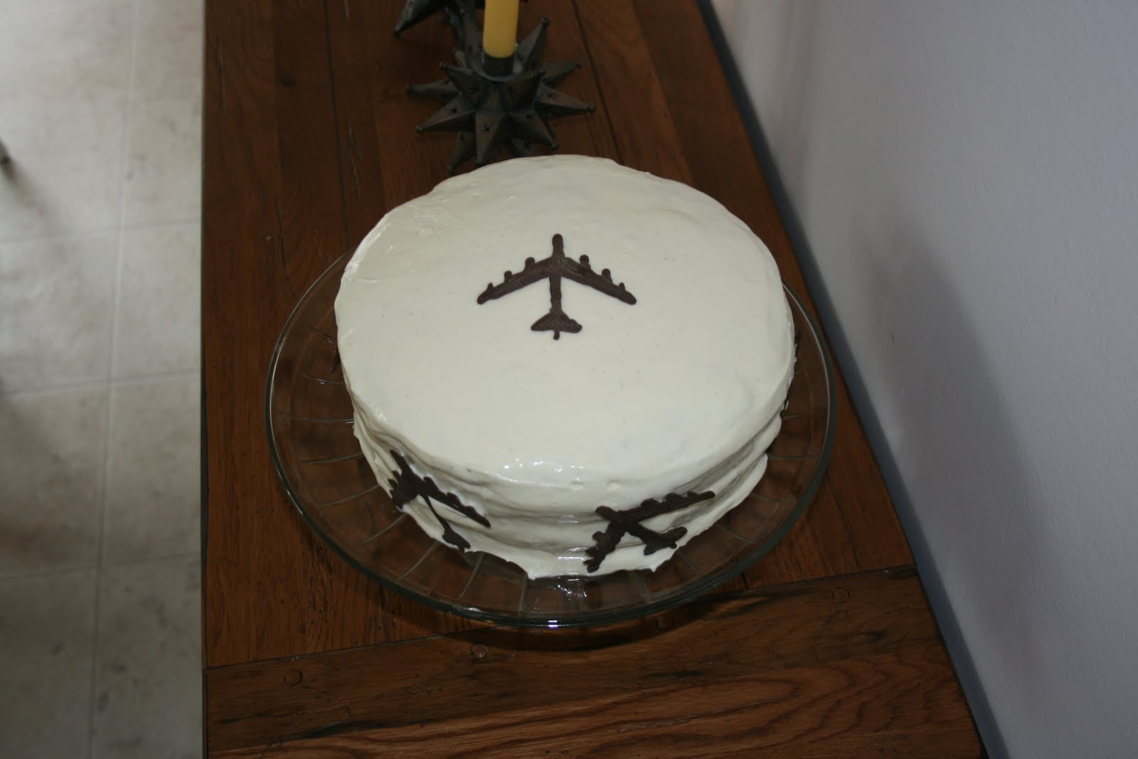Kims Cakes And Crumbs Airplane Cake