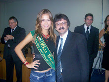 Miss Ceará. Vice miss Brasil