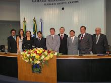 Comitê de imprensa Câmara Municipal