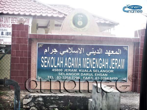 Sekolah Menengah Agama Di Klang Perokok K