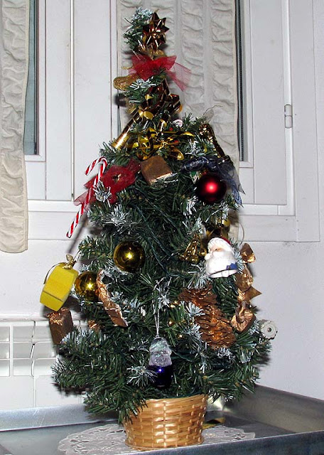 Trillian's Christmas Tree