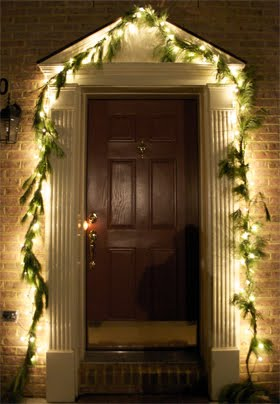 Patty's Blog: 5 Easy Cheap Outdoor Christmas Decoration Ideas