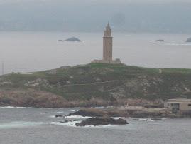 La Torrede Hercules 希克里斯燈塔