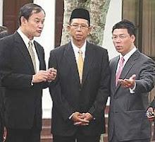 DAP menasihati Nizar?