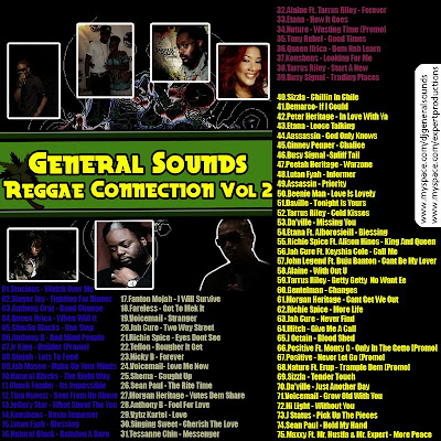 ragga connection 1
