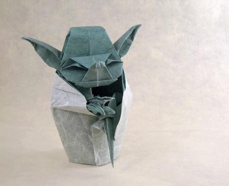 Bookivore: The Strange Case of Origami Yoda - photo#26