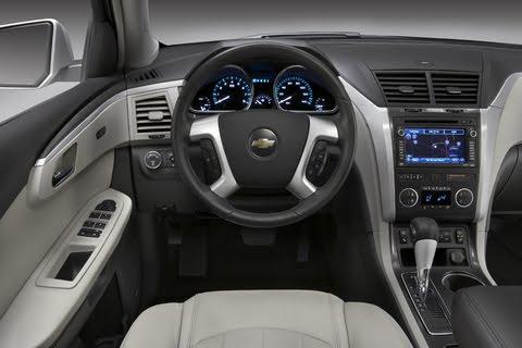 Auto Gallery: 2010 The Chevrolet Traverse Midsize SUV ...