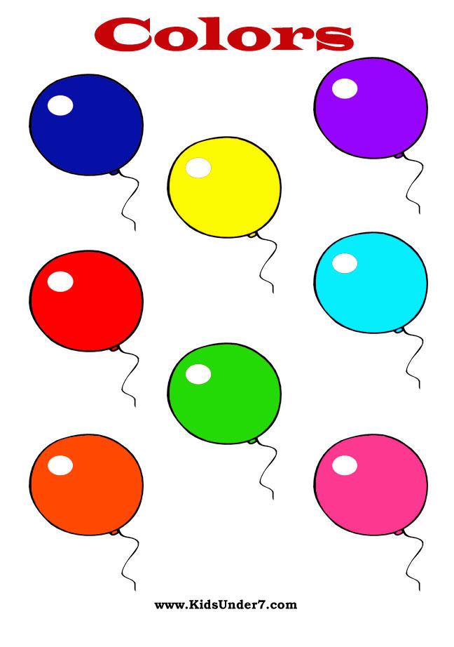 Colors - Lessons - Tes Teach