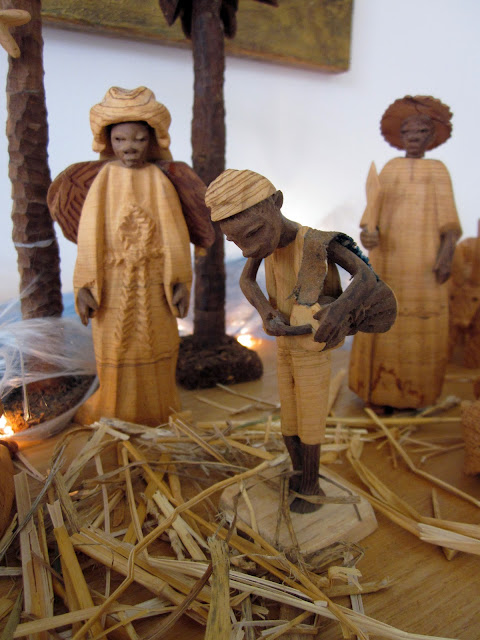 Sense And Simplicity Nigerian Nativity Scene