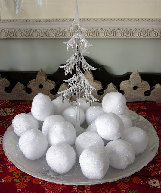 Loblaws Christmas Decorations: Sense And Simplicity: Let It Snow