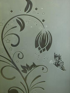 Blasted Glass Designs