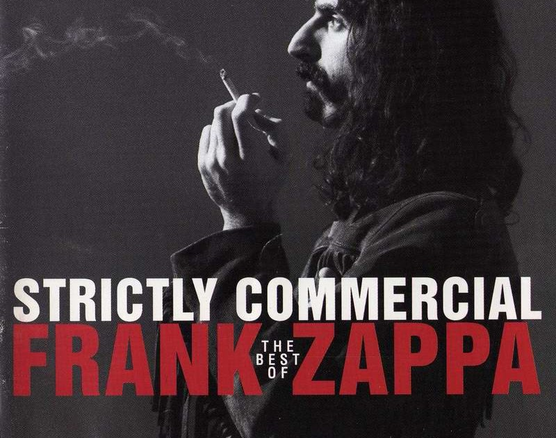 studio zappa frank zappa 1995 strictly commercial the best of frank zappa. Black Bedroom Furniture Sets. Home Design Ideas