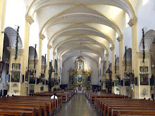 Inside Vigan Cathedral