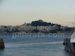 Cartagena desde el mar