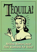 1. Tequila, 2. Tequila, 3. Tequila......