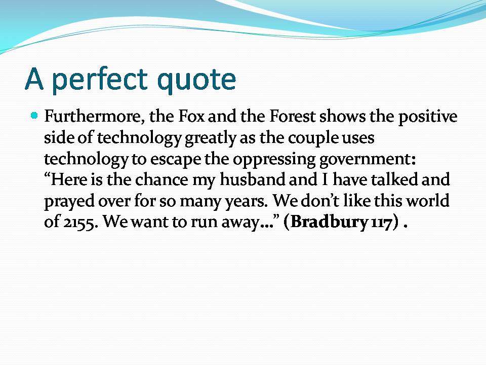 Integrating Quotes Mla Format. QuotesGram