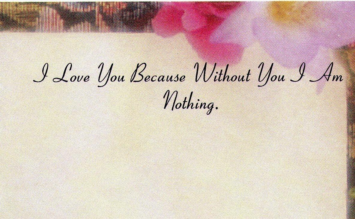Sending flowers anonymously creepy