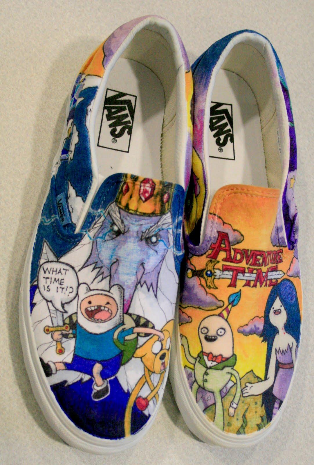 e65c870ba3 Art Kicks  Adventure Time by Cam Giblin