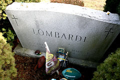 where is vince lombardi buried
