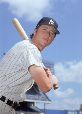 236c5e1d Bobby Murcer #1 of the New York Yankees poses for a portrait at Yankee  Stadium in the Bronx, New York circa 1969-1974. (Louis Requena, MLB Photos  via Getty ...
