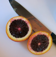 Blood Orange-Citrus Marinade for Grilled Chicken