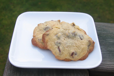 Toll House Chocolate Chip Cookies Revisited